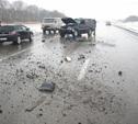 На трассе М4 в ДТП погибла женщина-водитель
