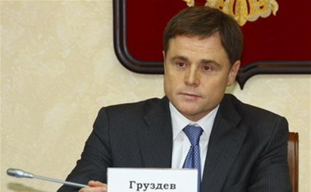 Владимир Груздев огласит Послание Тульской областной Думе