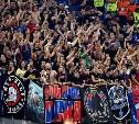 ЦСКА оштрафовали за матерные баннеры фанатов на матче с «Арсеналом»