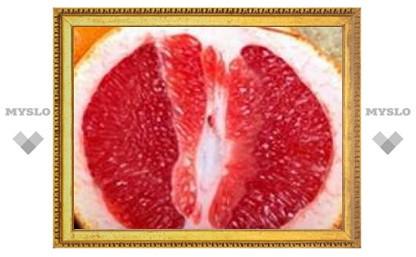 Грейпфруты повышают риск рака грудиГрейпфруты повышают риск рака груди