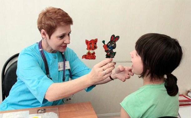 В Тульской детской областной больнице пройдёт день открытых дверей