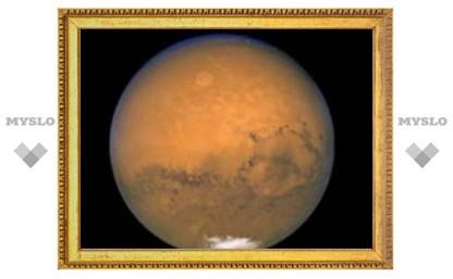 Ученые: миллиарды лет назад на Марсе было много воды
