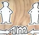 Роспотребнадзор обязал туляков соблюдать дистанцию не менее метра друг от друга