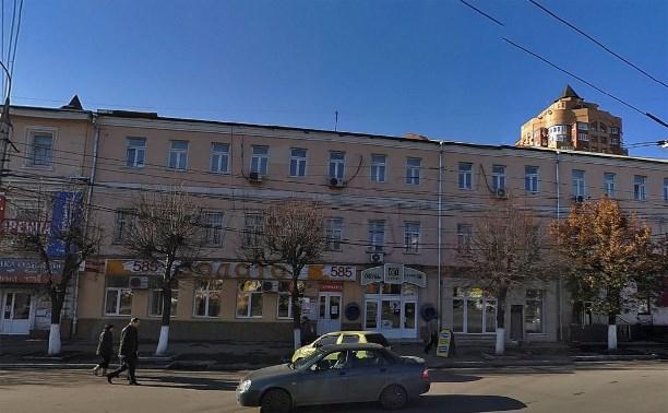 В центре Тулы трое мужчин ограбили ювелирный магазин  «Золото 585»