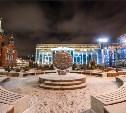 Новогодняя ночь стала самой холодной за эту зиму