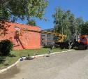 Московские райтеры украсят граффити фасад школы №31
