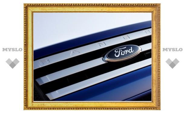 Ford показал первую фотографию пикапа Ranger нового поколения