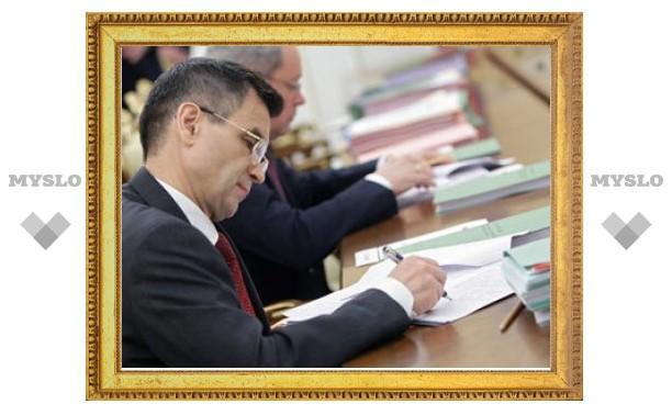 Нургалиев приказал наградить сыщиков за раскрытие убийства тульской семьи