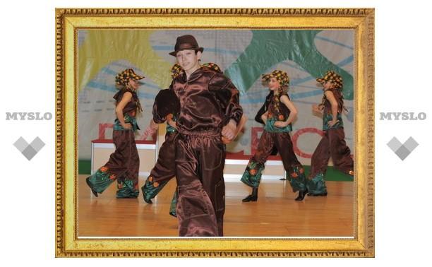 Тульские танцоры стали лучшими на Всемирной олимпиаде
