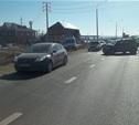 В ДТП на трассе М2 пострадали четыре человека