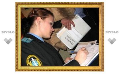 В Туле осудили пристава