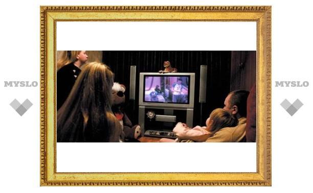 Тульскую телевышку ремонтируют москвичи