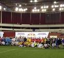 Тульские болельщики в призеры футбольного турнира не попали
