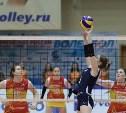 «Тулица-2» проведет домашние матчи с волейболистками из «Рязани»