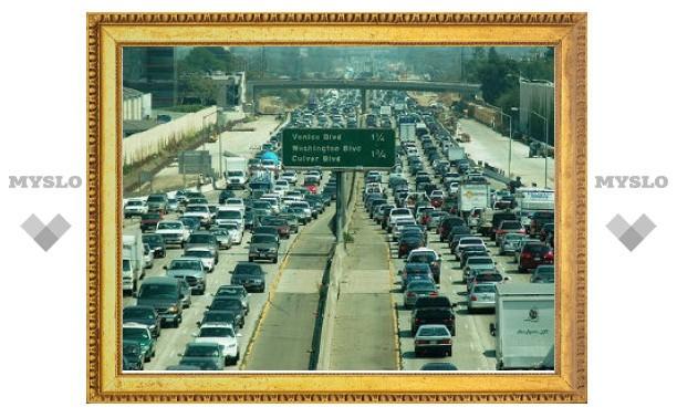 """Лос-Анджелес приготовился к """"кармагеддону"""""""