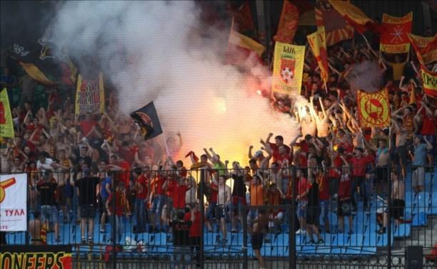 Тульский «Арсенал» оштрафовали на 50000 рублей