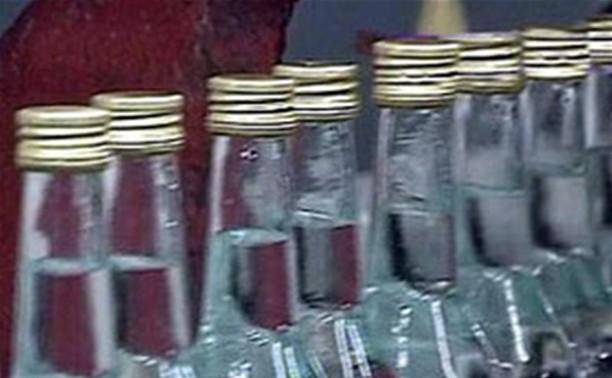 В Веневском районе  полицейские «накрыли» нелегальный спиртзавод