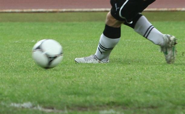 В Туле состоится футбольный матч за Суперкубок региона