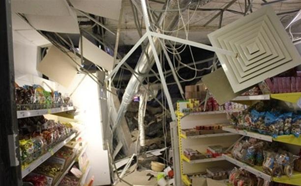 Обрушение потолка в «Пятерочке»: состояние жилого дома не вызывает опасений