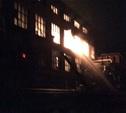 Ночью на «Щекиноазот» произошел пожар
