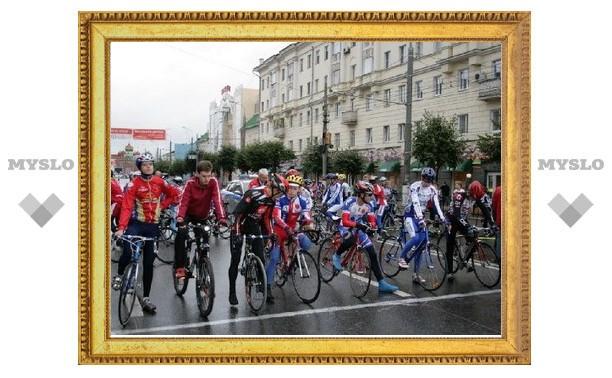 Тульские спортсмены собираются на велопробег