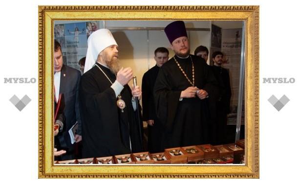 В Туле открылась выставка-ярмарка «Тула православная»