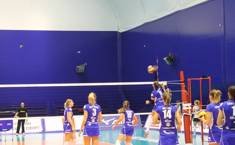 «Тулица» проиграла первый матч в Санкт-Петербурге