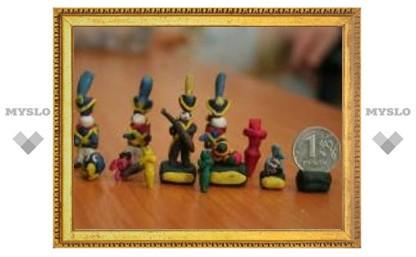 В Туле пройдет выставка пластилиновых фигур