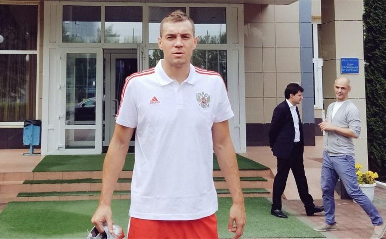 Экс-нападающий «Арсенала» Артем Дзюба будет капитаном сборной