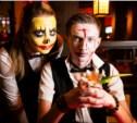 Туляки отпраздновали Хэллоуин в «Суши-Хаус»
