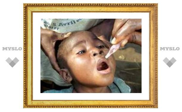 Человечество приблизилось к победе над полиомиелитом