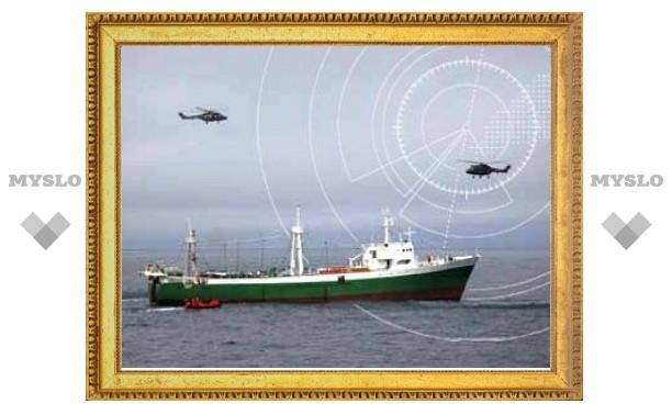 Береговая охрана Норвегии задержала судно с российским экипажем