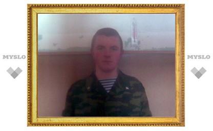 Второго погибшего в Пскове тульского десантника звали Владислав Рожков