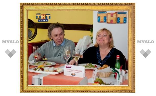 Люба и Купитман раскрыли тулякам секреты «Интернов»