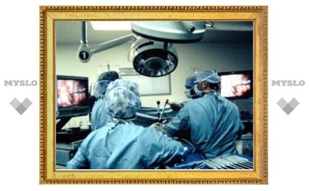 В больницах кончились деньги на дорогостоящее лечение