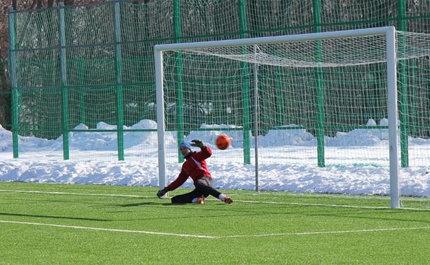 Тульский футбольный «Снеговик» назвал полуфиналистов