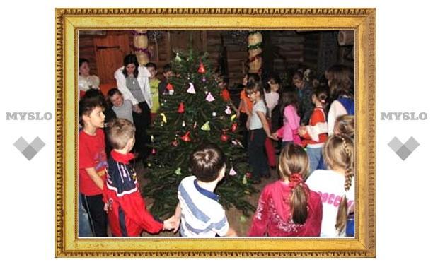 Юных туляков приглашают на Новый год в музее