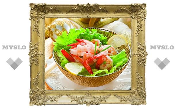 Новогодний кулинарный марафон: готовим салаты