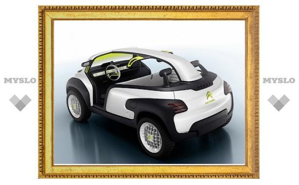 Citroen запустит концепт-кар Lacoste в серию