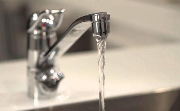 Администрация Тулы: водоснабжение Пролетарского округа восстановлено
