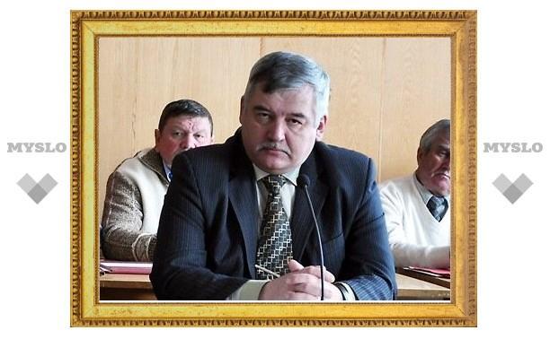 Глава администрации Чернского района подал в отставку