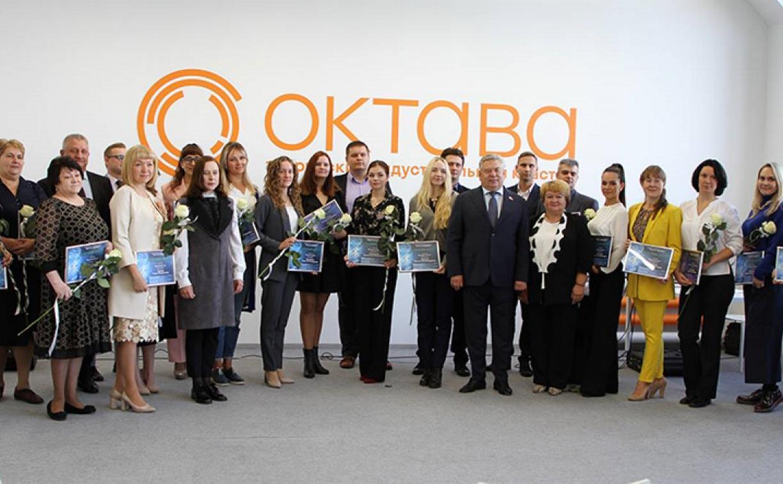 Николай Воробьев: «Замечательно, что в нашей области столько умных, талантливых, целеустремленных людей»