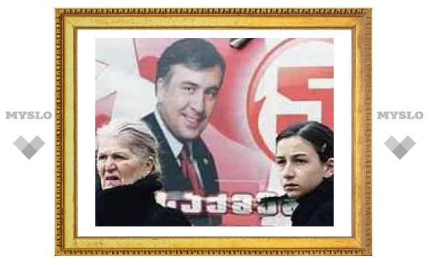 Оппозиция намерена собрать млн подписей неголосовавших за Саакашвили