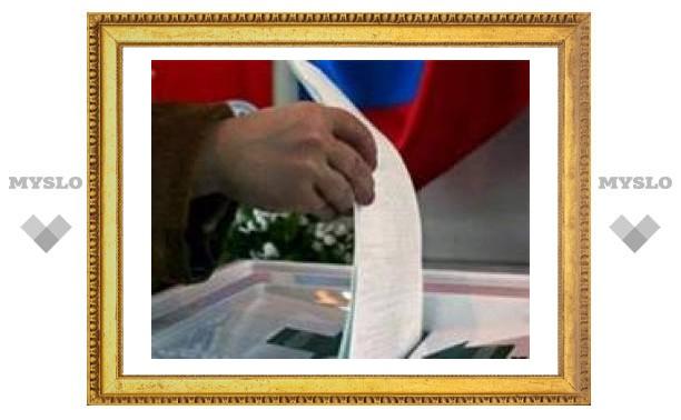 В Тульской области проверены избирательные участки