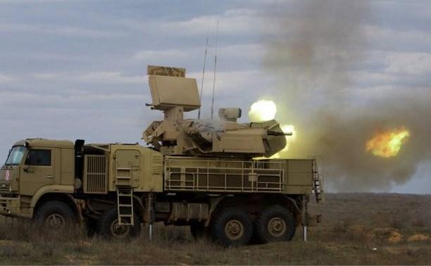 Тульский «Панцирь-С» примет участие в учениях войск воздушно-космической обороны