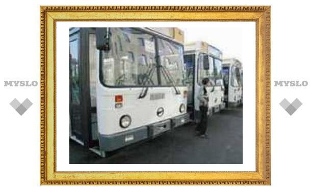 Тульские водители автобусов смогут ездить по Европе
