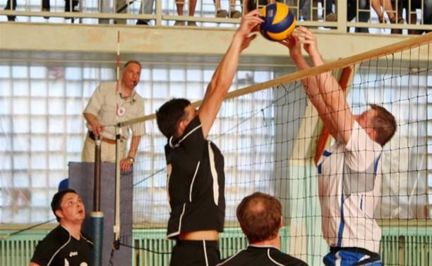 В Тульской любительской волейбольной лиге определился победитель сезона 2012-2013 года
