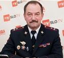 Начальник областного МВД проведал полицейских-туляков в Чечне