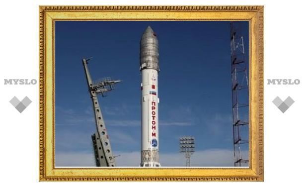 """Роскосмос отложил пуск ракеты-носителя """"Протон-М"""""""