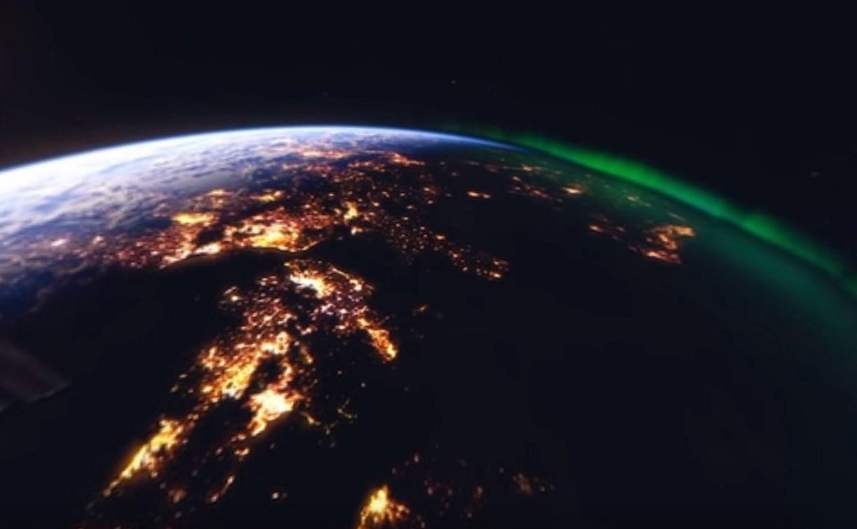 В интернете появилось панорамное изображение Земли